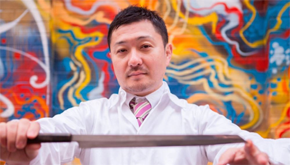 Michelin star Japanese London restaurants Endo at Rotunda
