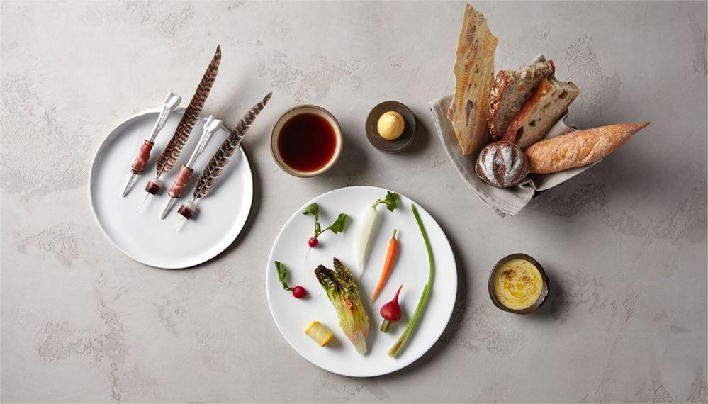 Michelin star London restaurants Hide Above
