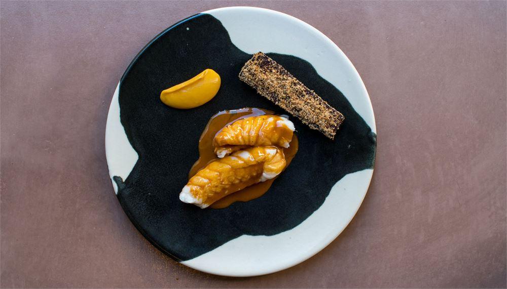 Michelin star London restaurants Ikoyi