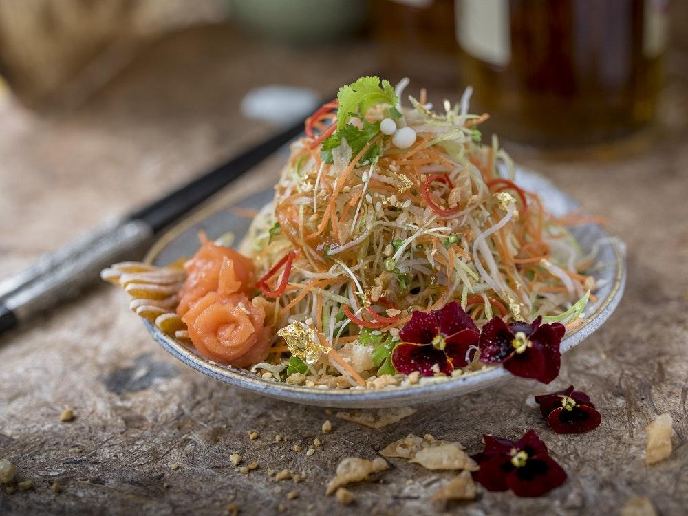 Michelin star London Chinese restaurants Kai Mayfair