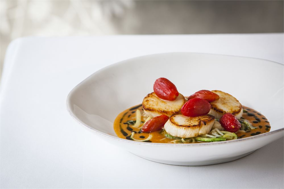 Michelin star restaurants London Kensington Kitchen W8