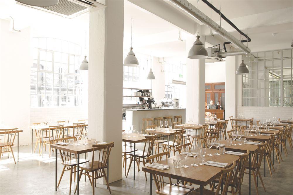 Michelin star restaurants London Shoreditch Lyle's