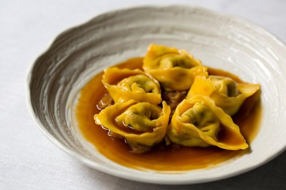 London Michelin star restaurants Murano