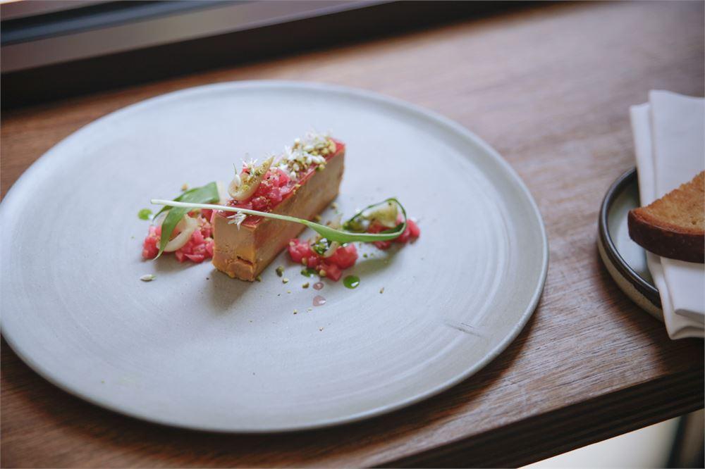 Michelin star restaurants London Portland