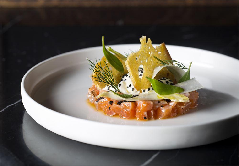 Michelin star London restaurants Soho Social Eating House