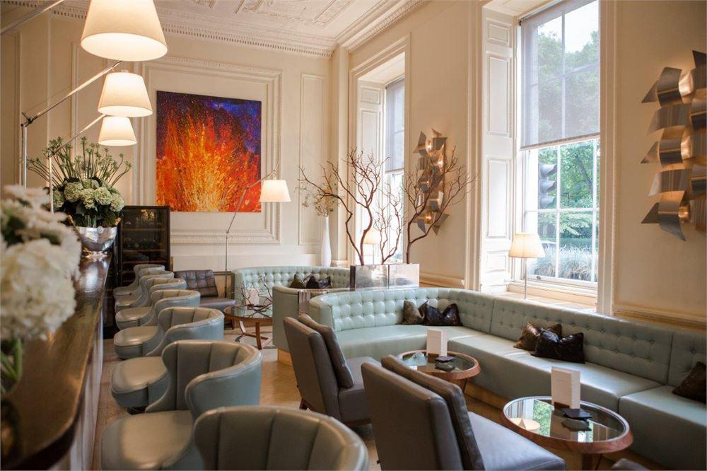 Michelin star restaurants London Marylebone Texture