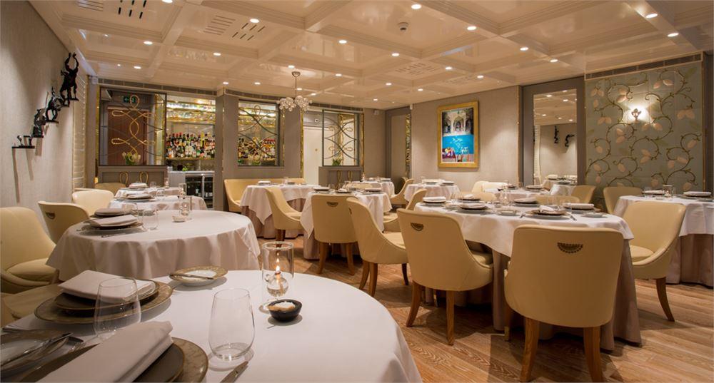 Michelin star restaurants London Chelsea The Five Fields