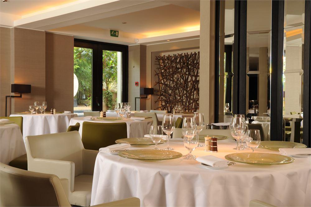 Two Michelin star London restaurants The Greenhouse