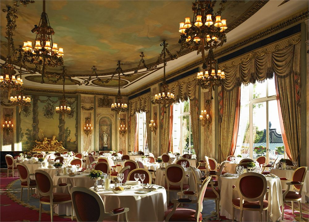 Michelin star London restaurants The Ritz
