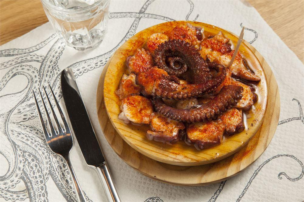 Michelin star Spanish restaurants London Sabor