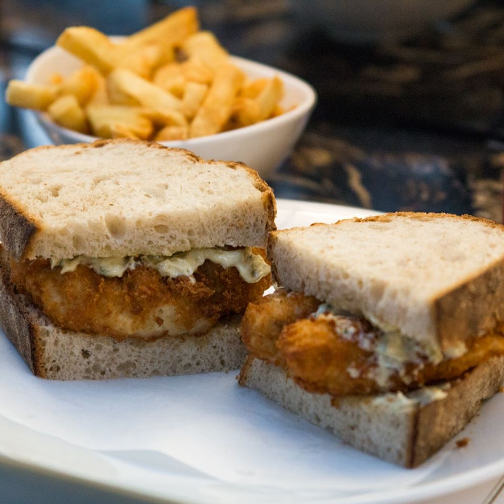 10 of the best fish finger sandwiches in London