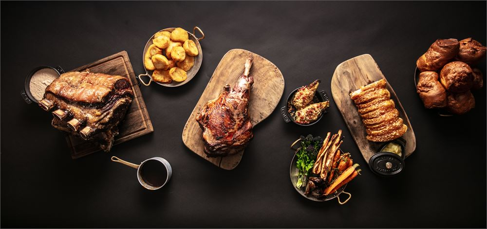 Sunday roasts with bottomless red wine have arrived in London