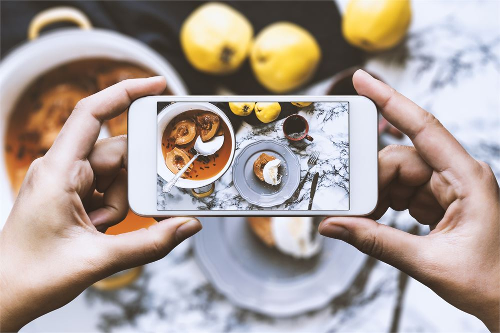 60 of the best Instagram captions for food photos