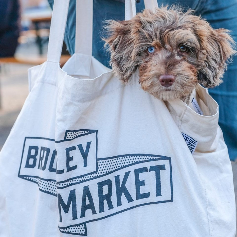 best food markets in London brockley market
