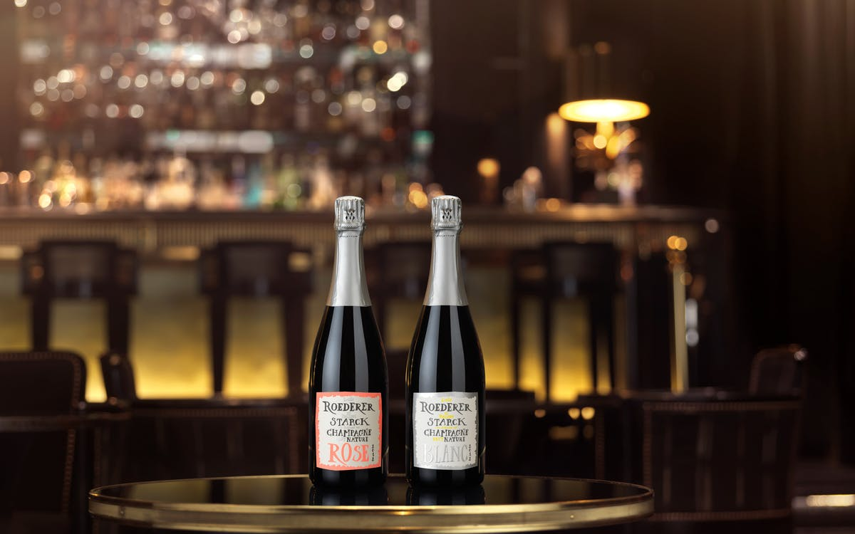 Be one of the first people in the country to try Louis Roederer's new Champagnes