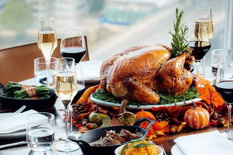 The best dinners at London restaurants to help you celebrate Thanksgiving 2021