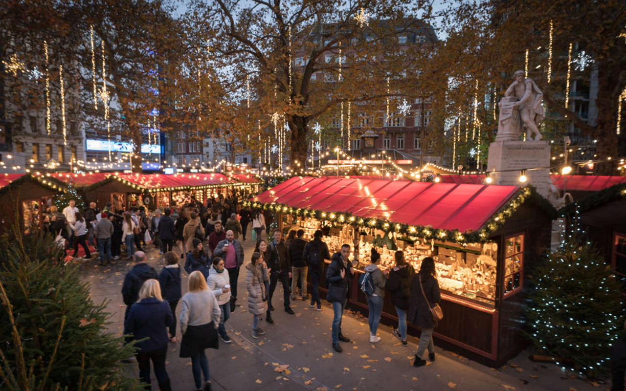 Christmas markets London: The best ones to get you in the festive spirit