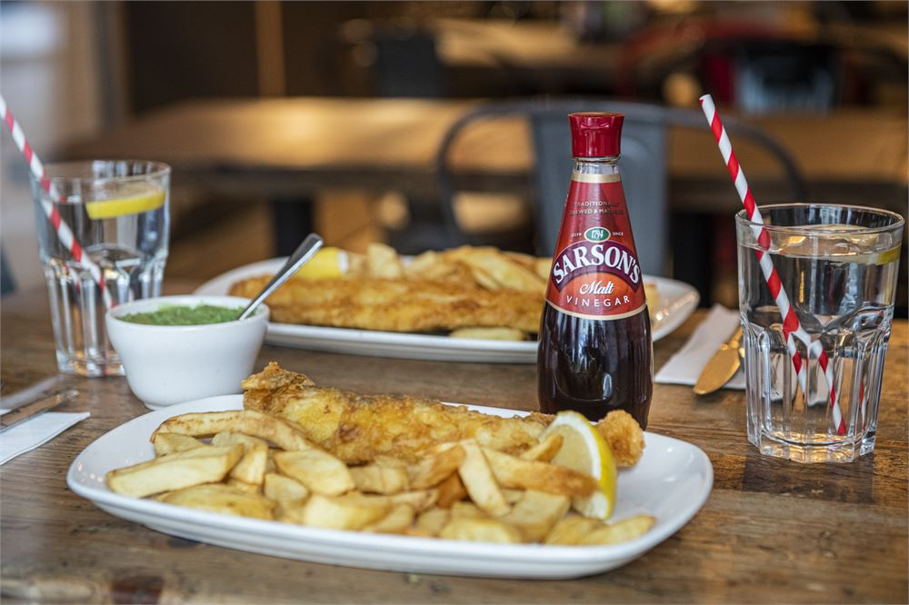 Sutton & Sons is giving away 100 free fish and chip suppers this Friday