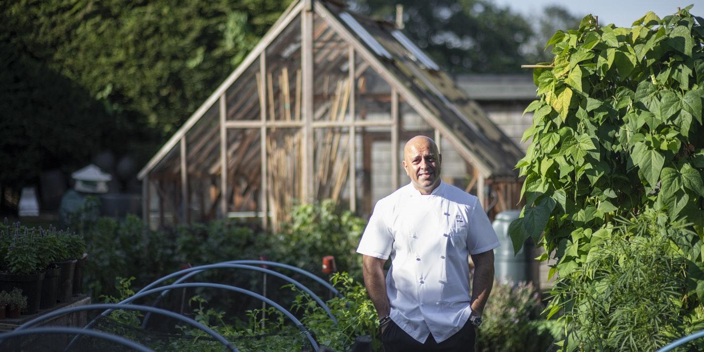 "Sat Bains Interview: ""Tasting menus aren't dead"""
