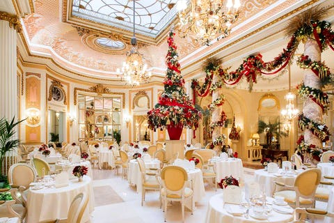 Christmas afternoon tea: the most festive spreads in London