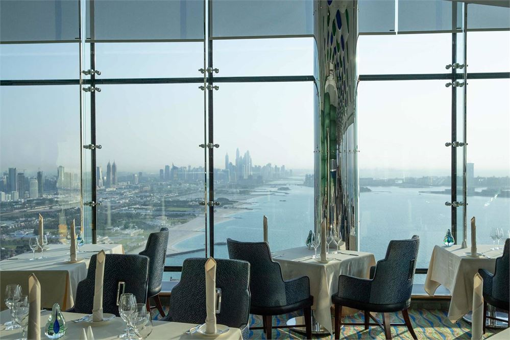15 of the best restaurants in Dubai