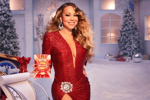 Mariah Carey is the new face of Walkers crisps
