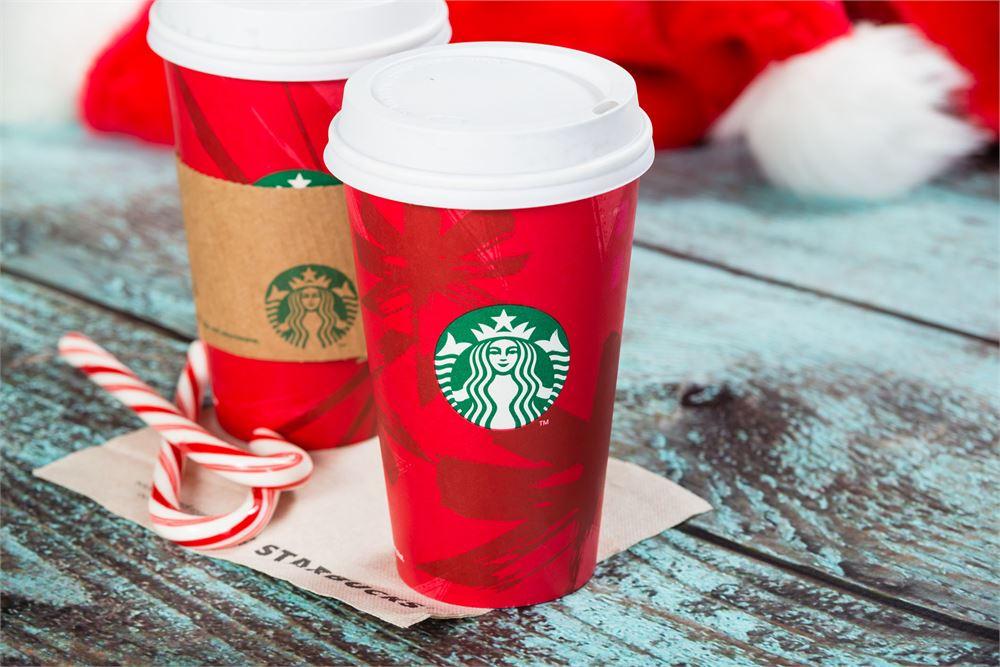 Starbucks Christmas Menu 2019
