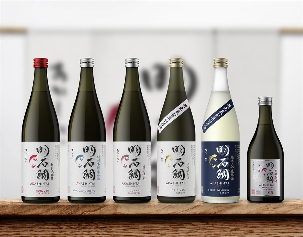 Akashi-Tai: Why this sake is made for food