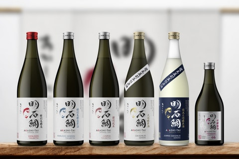 Akashi-Tai: Why this sake is made for food