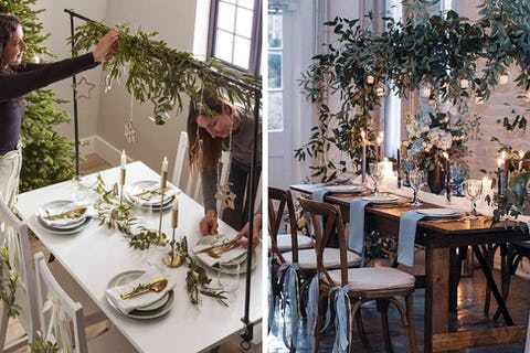 Christmas party decorations ideas: 10 ways to create a winter wonderland this year