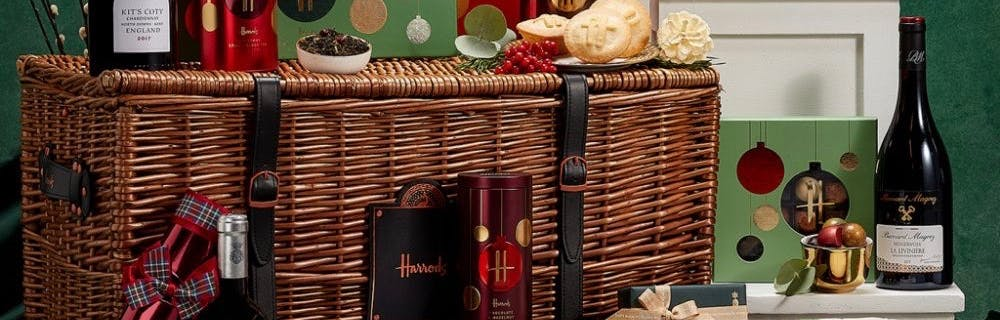 The best Christmas food hampers for 2020