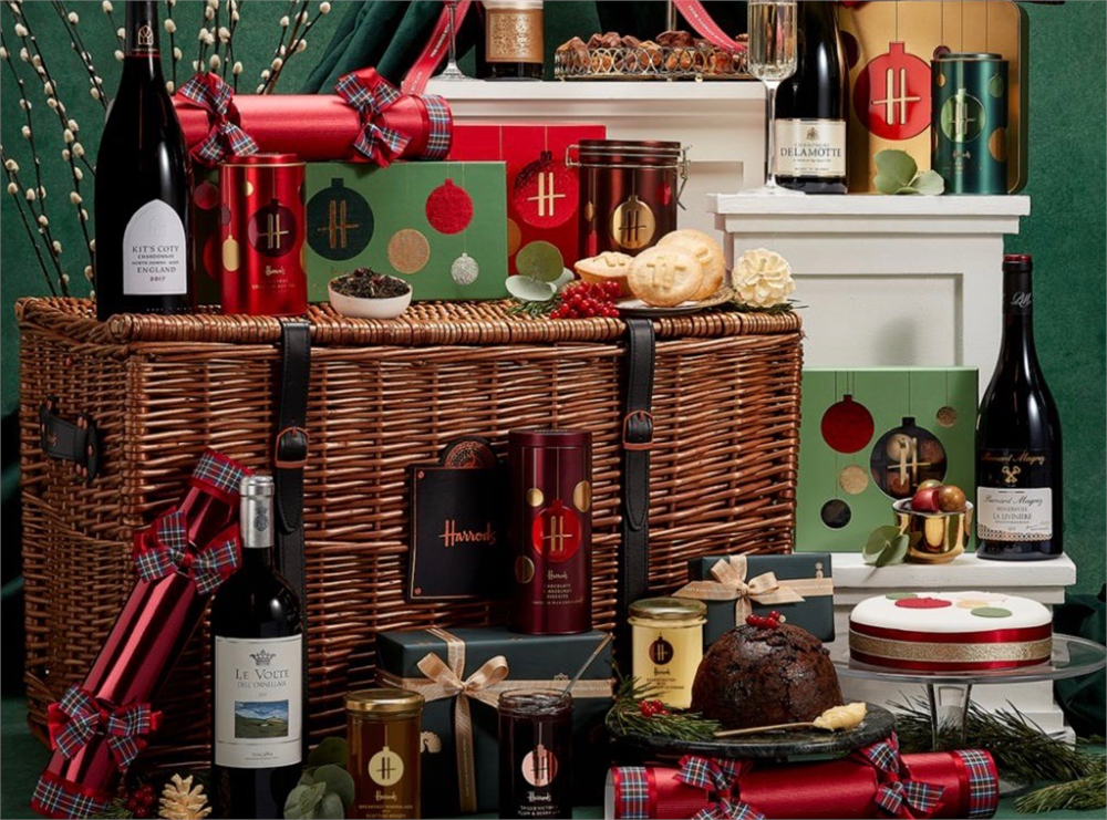 27 Of The Best Christmas Hampers For Food And Drink Lovers