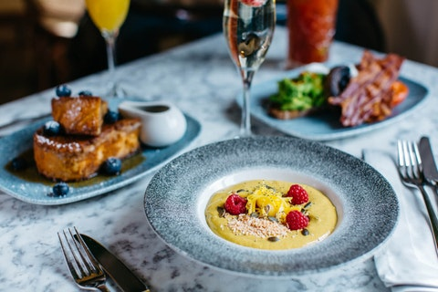 Best bottomless brunch: Leeds