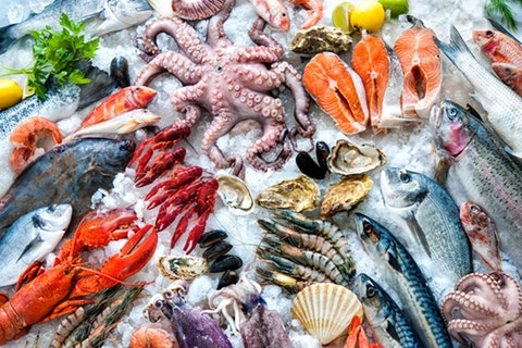 Seaganism is set to be 2020's biggest food trend
