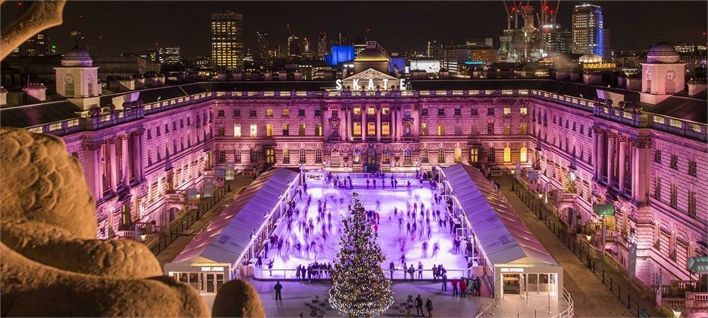 Ice skating London: the best ice rinks to visit this Christmas