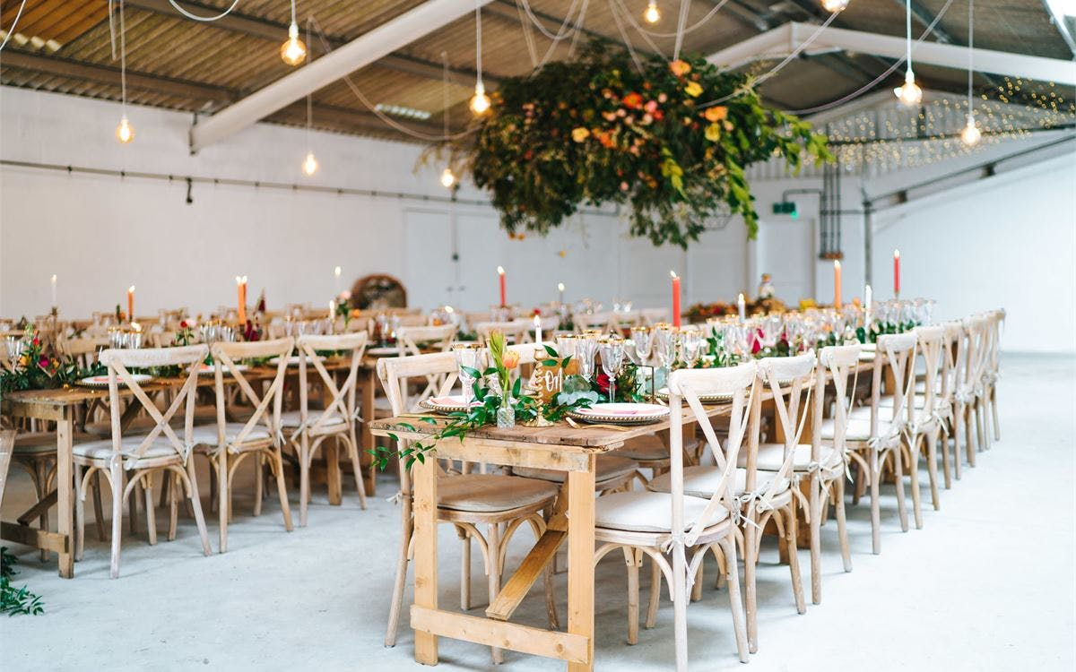 The most beautiful barn wedding venues in the UK