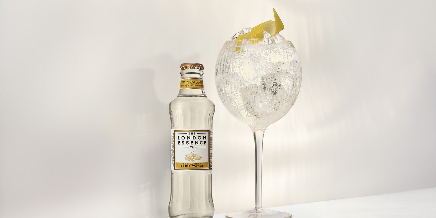 The London Essence Company has launched its new Original Indian Tonic Water