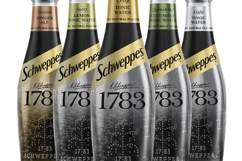 How to make festive cocktails with Schweppes premium range of tonic waters