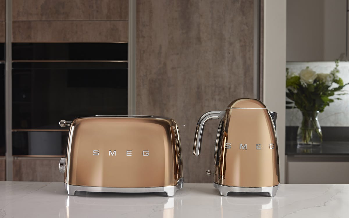 Why you need to visit Smeg's new Regent Street store this Christmas