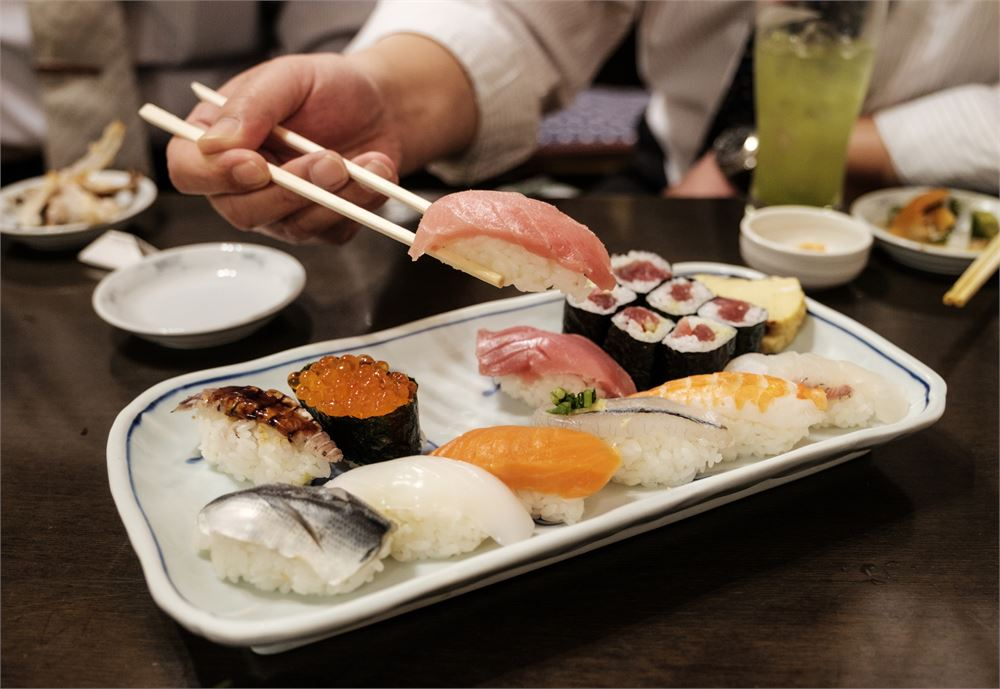 The world's best sushi restaurant has been stripped of its three Michelin stars