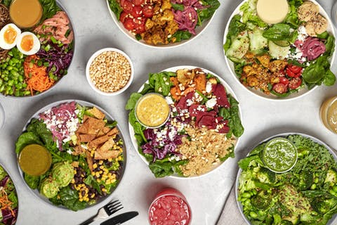 25 healthy restaurants in London that you need to try