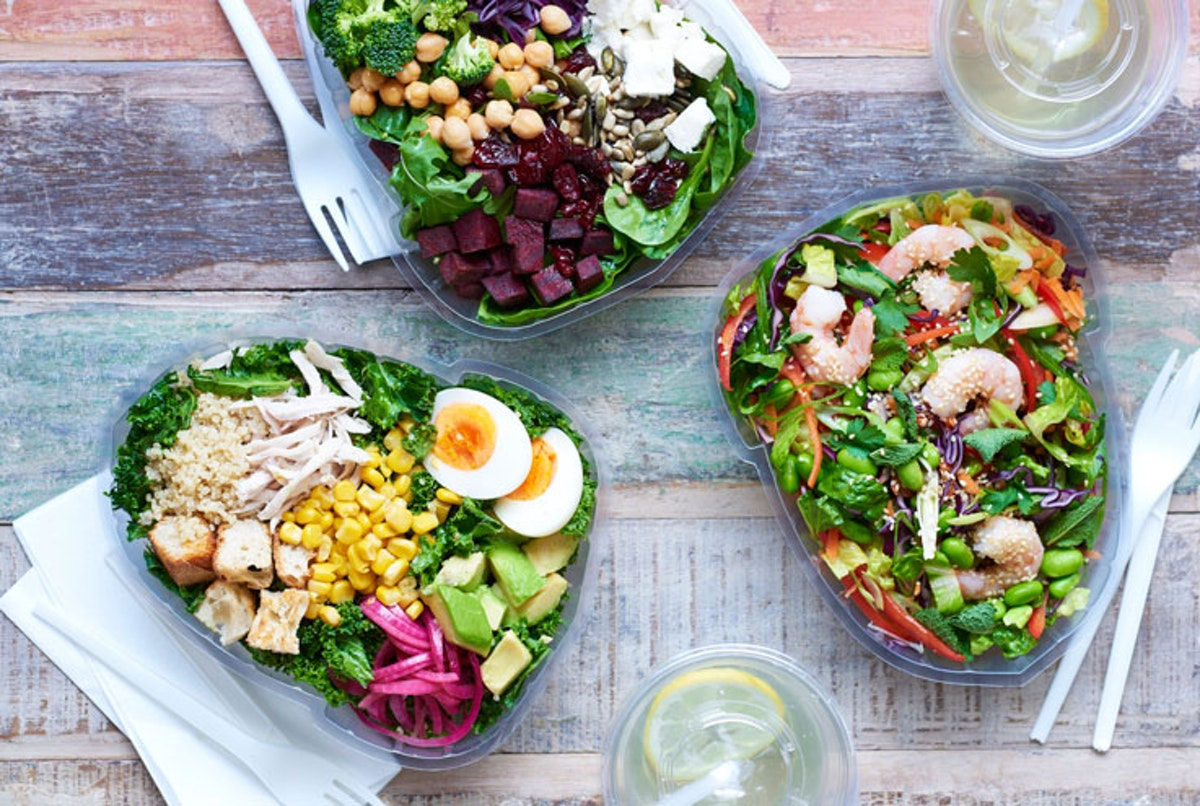 25 Of The Best Healthy Restaurants In London