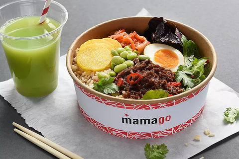 Wagamama has quietly opened new restaurant concept Mamago in London