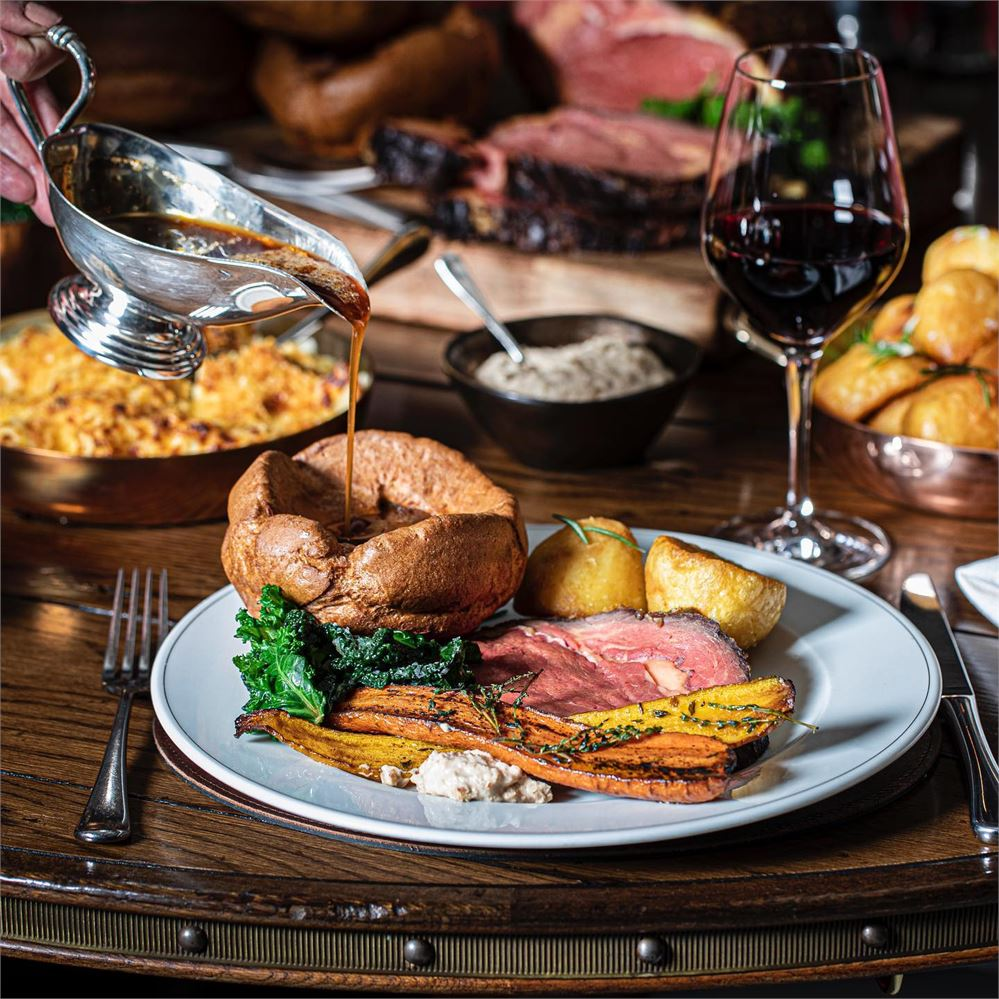 Christmas Day Dinner London 2021 34 Of The Best Christmas Dinners In London