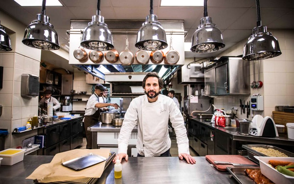Who is Jose Avillez from MasterChef: The Professionals? Everything you need to know