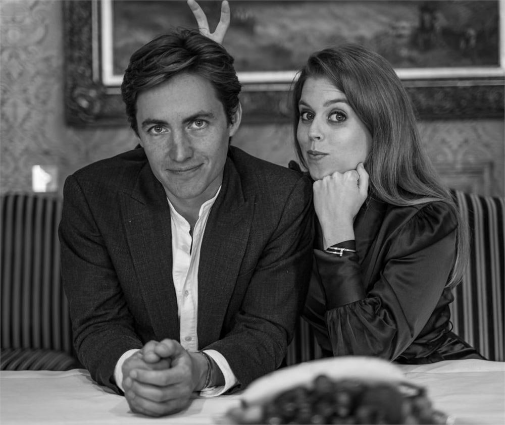 Princess Beatrice to throw engagement party at Chiltern Firehouse