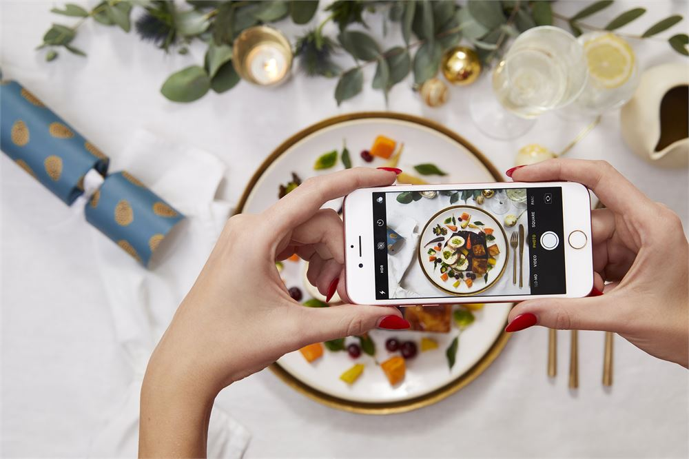 54% of millennial's ditch gravy so their Christmas dinner looks good for Instagram