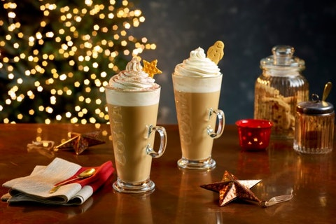 """Irresponsible"" coffee chains failing to reduce sugar in Christmas drinks"