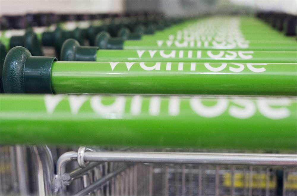 Customers can now shop with their DNA at Waitrose