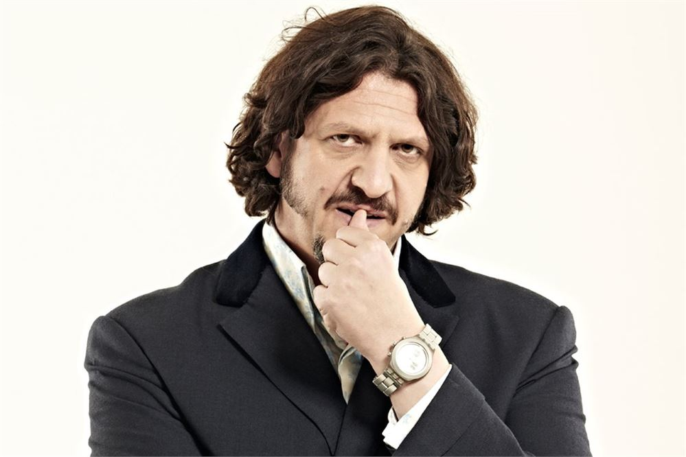 Critic Jay Rayner reveals he scattered his parents' ashes at The Ivy
